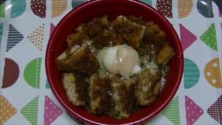 ポークミルカツ&ソースカツ丼《匠屋》