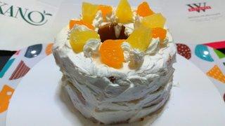 20210223_みかんとパインのバームクーヘンケーキ《自作ケーキ》【ケーキ大人食い】.jpg